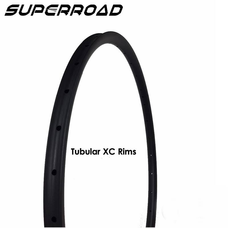 cyclocross tubular rims