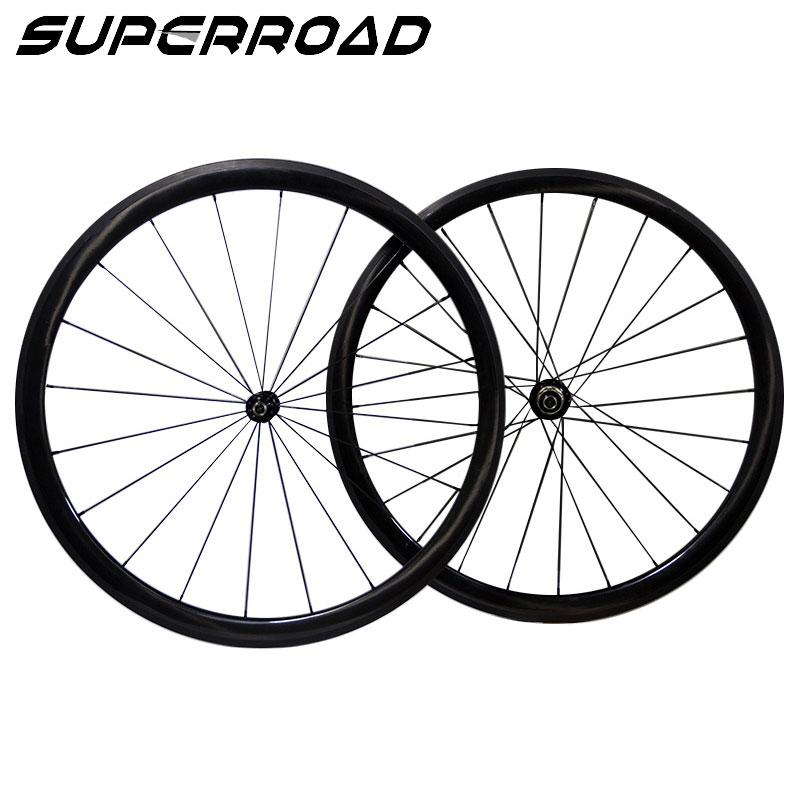 38mm Carbon Wheels