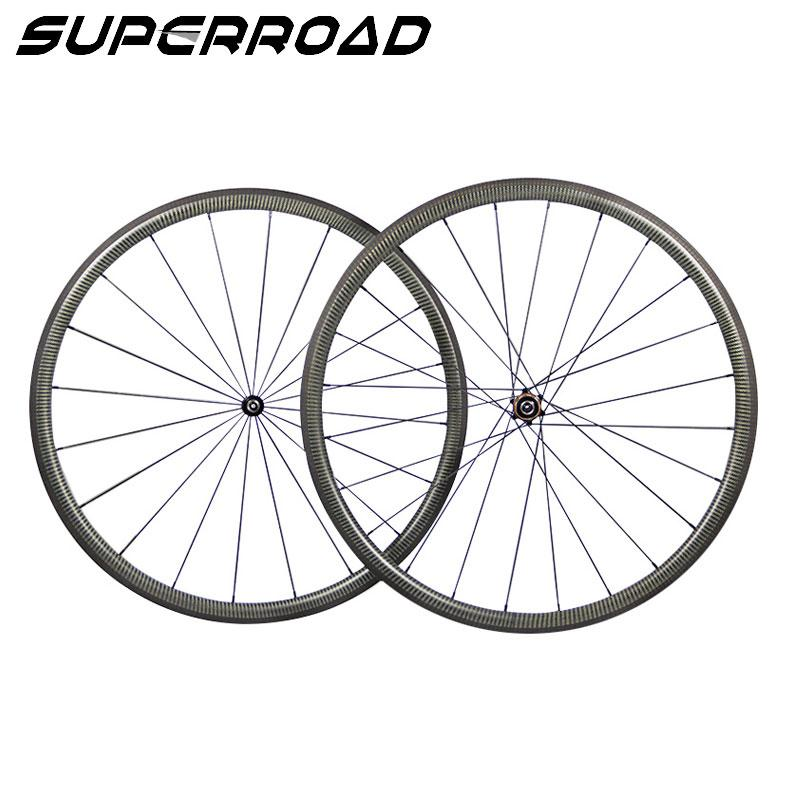 25mm wide road wheels
