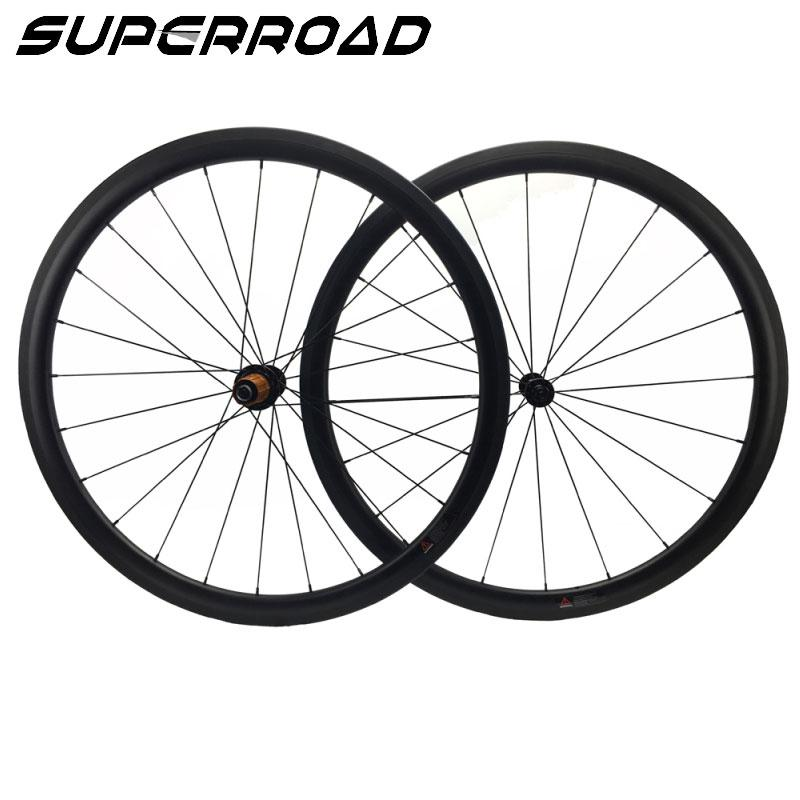 25mm clincher road wheels