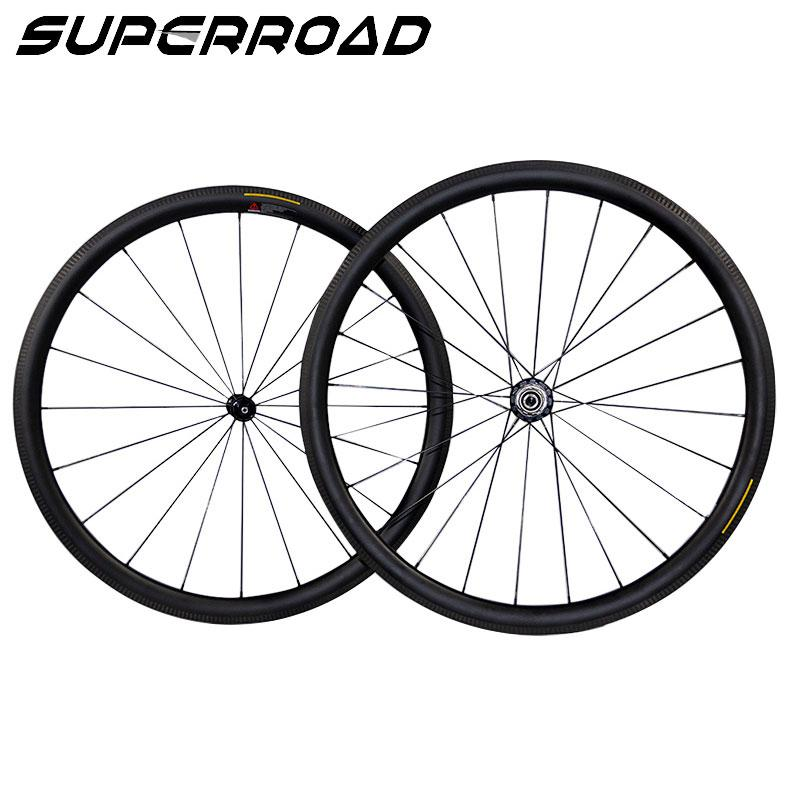 shimano tubeless road wheels
