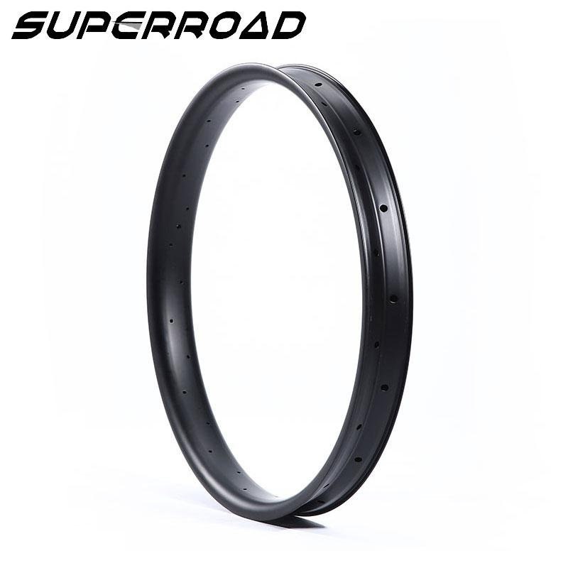 Carbon Fat Bike Rims