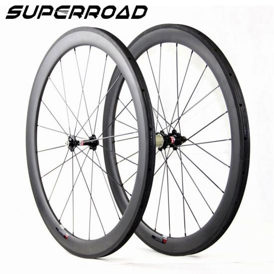 Cheaper Carbon Wheels,25mm road bike wheels,hub novatec,25mm road bike wheels